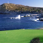 The Cabo del Sol ocean golf course