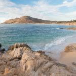 The Chileno Bay beach